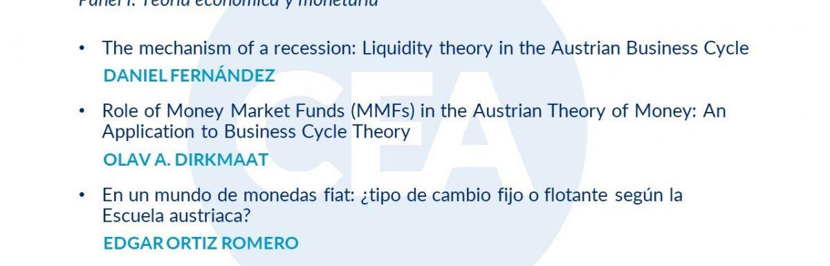 Presentation on Monetary Theory & MMFs (Spanish)