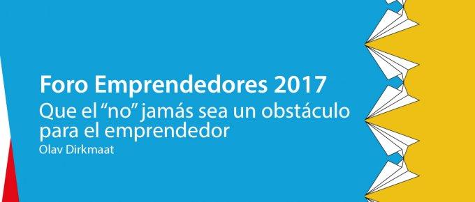 "Presentation 'Let a ""No"" Never Stop You' (Spanish)"