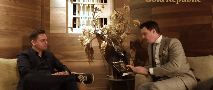 Interview on investing, Austrian School and gold (Dutch)