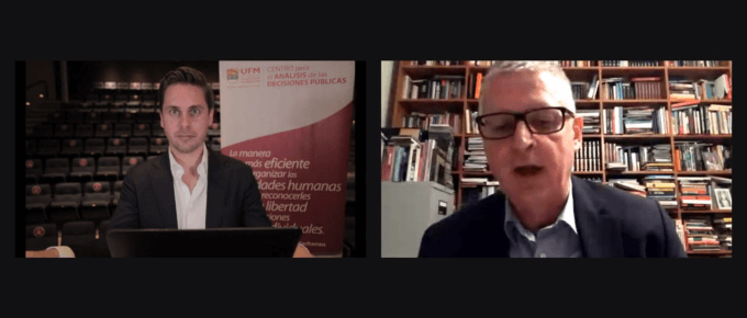 Conversation with Flemming Rose on free speech